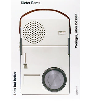 Less but Better, Dieter Rams