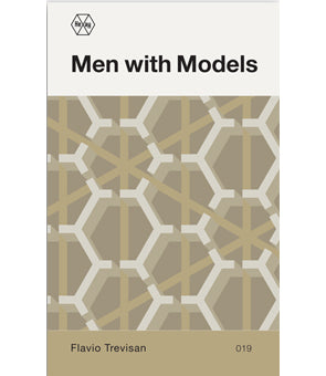 Men with models