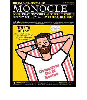 Monocle, Issue 125