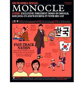 Monocle Issue 111 - March 2018