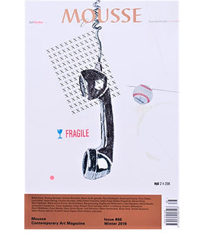 Mousse Issue 66