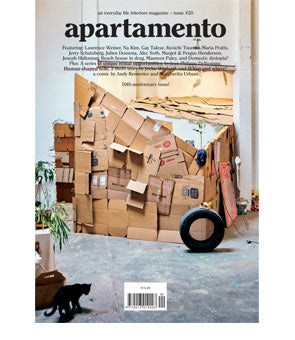 Apartamento Issue #20