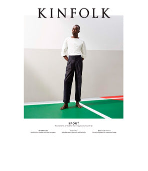 Kinfolk Issue 26 / Winter 2017
