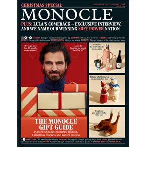 Monocle December 2017/January 2018
