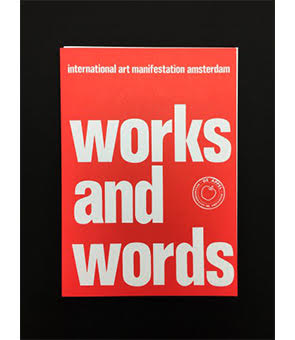 Works and Words Author, Josine van Droffelaar and Piotr Olszanski