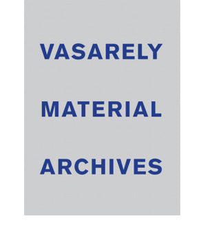 Vasarely Material Archives, Oran Hoffman