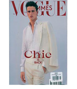 Vogue Hommes no. 28