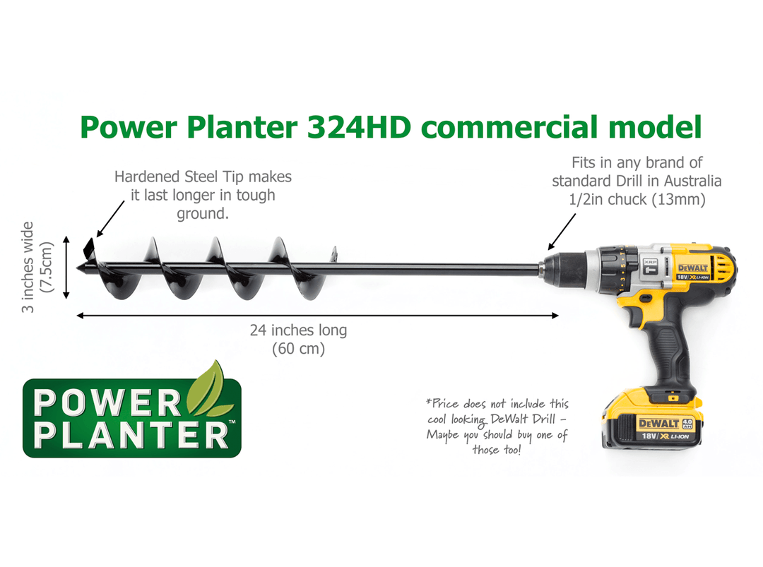 Power Planter 324HD