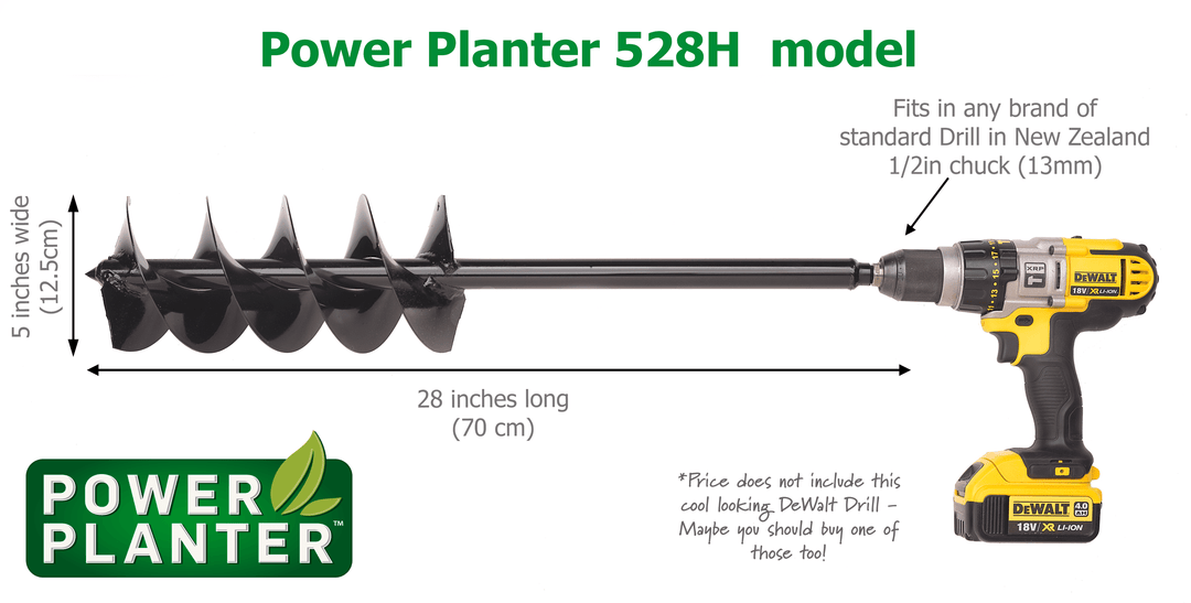Power Planter 528H