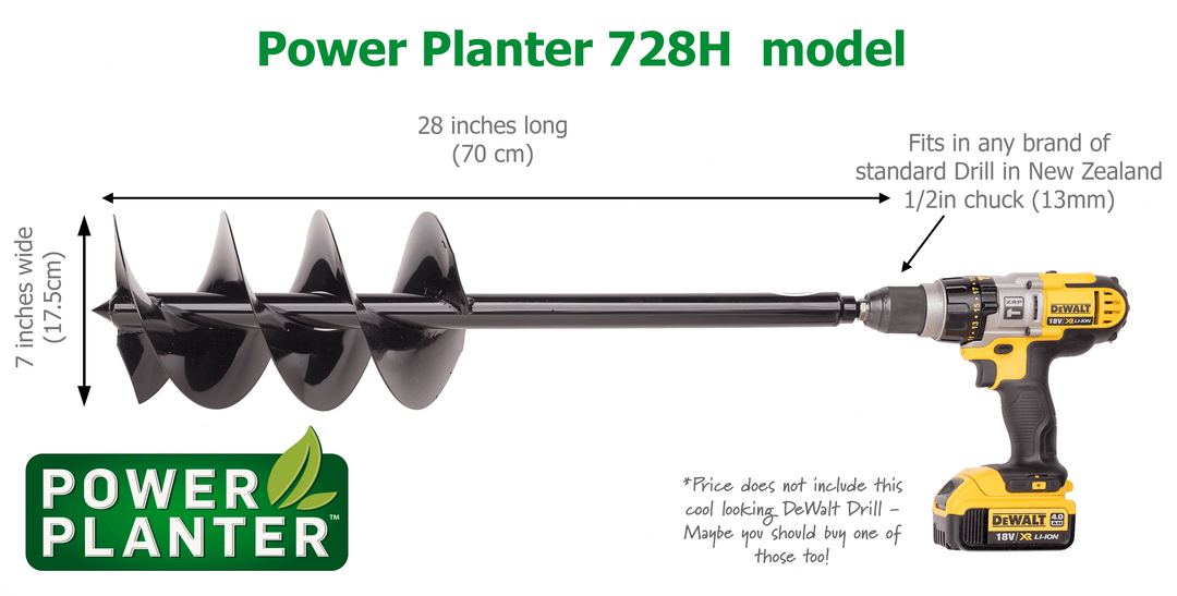 Power Planter 728H