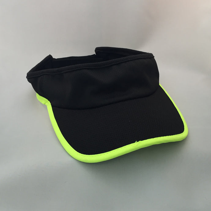 Black And Fluorescent Lime