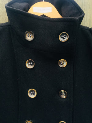 Classic Melton Wool Jacket
