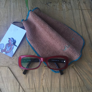 Eye Wear Cleaning Cloth