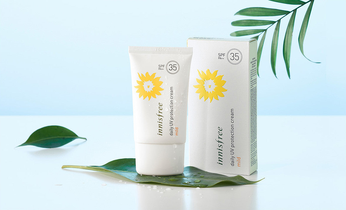 Innisfree Sunscreen Protection 防晒霜