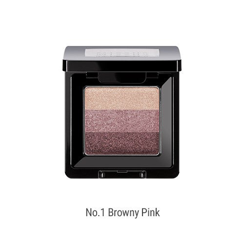 Triple shadow No.1 Browny Pink