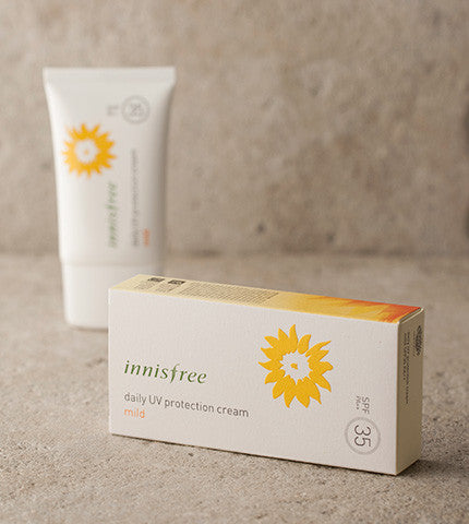 Daily UV Protection Cream Mild SPF35/PA++
