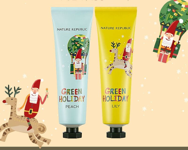Hand and Nature Hand Cream (Holiday Limited Edition) 100ml