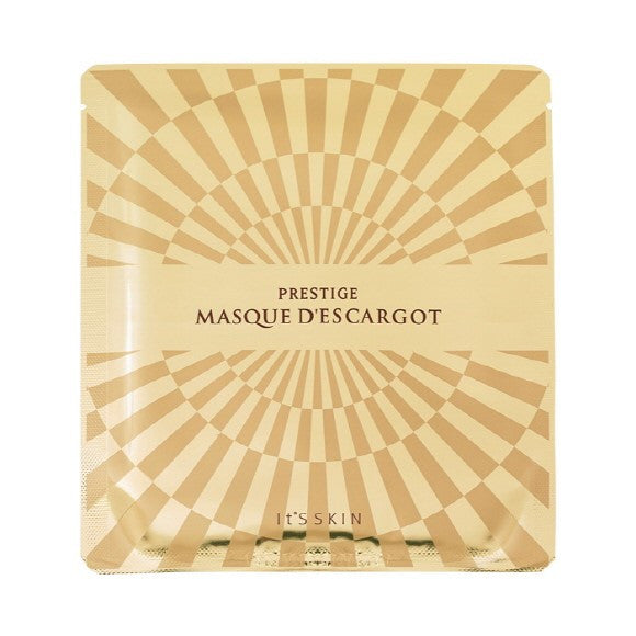 Prestige Masque D'escargot 5pcs