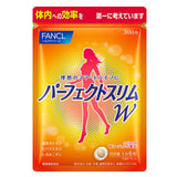 Perfect Slim W Japanese Fat Burning Supplement 180 Tablets