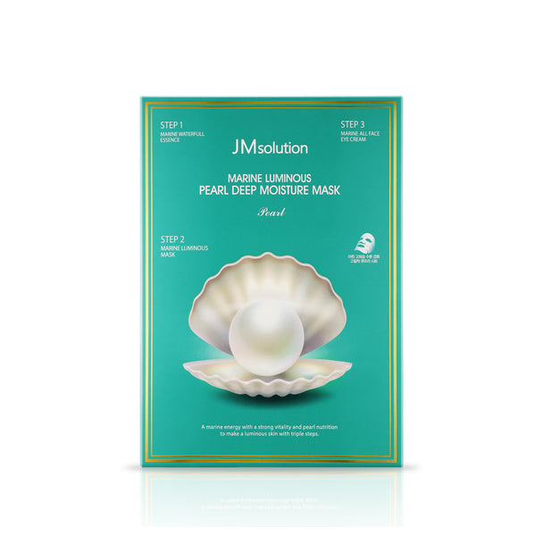 Marine Luminous Pearl Deep Moisture Mask 10pc