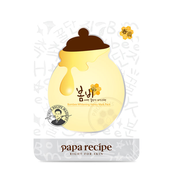 Bombee Whitening Honey Mask
