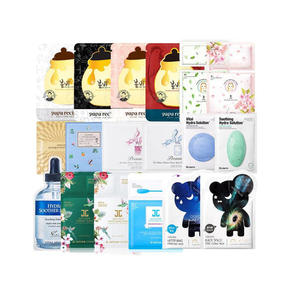 Premium Mask Set (3 Sizes Available)