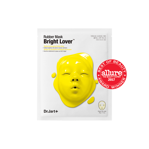 Rubber Mask Bright Lover 2-Step Mask 1pc
