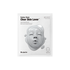 Rubber Mask Clear Lover