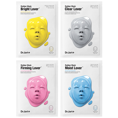 2-Step Rubber Masks