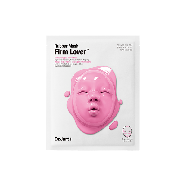 Rubber Mask Firming Lover 2-Step Mask 1pc