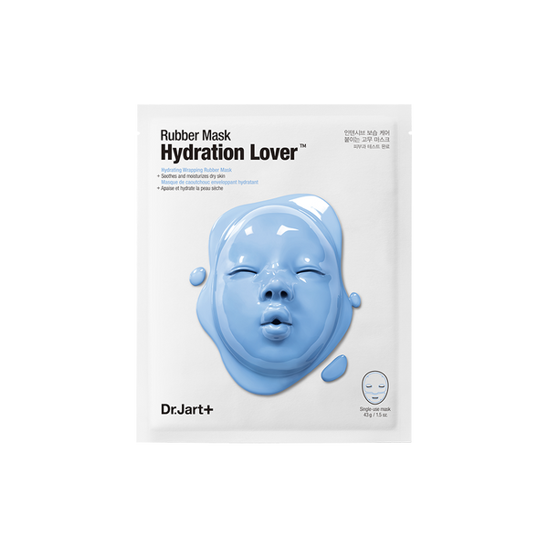 Rubber Mask Hydration Lover 2-Step Mask 1pc