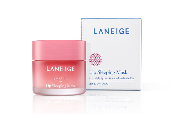 Lip Sleeping Mask [Berry] 20g