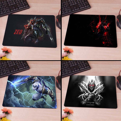 League of Legends Zed Computer Mouse Pad - America Geek
