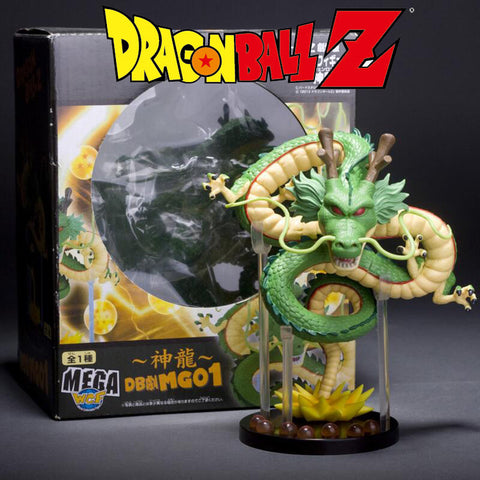 "Dragon Ball Z Mega World Collectible Figure WCF Shenron Figure 6.6"" - America Geek"