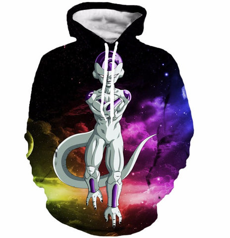 Final Form Freeza Hoodie