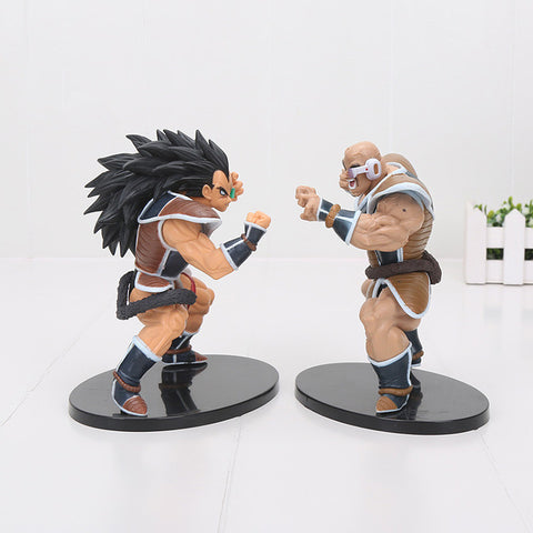Dragon Ball Z Nappa & Raditz