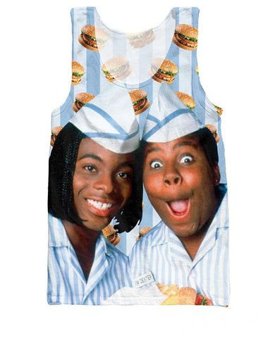 Good Burger Tank top - America Geek