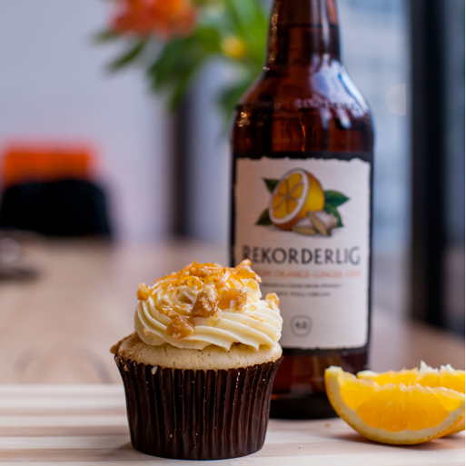 Bake your own Rekorderlig cupcakes