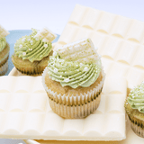 Matcha White Chocolate  - Babycake -  Cupcake Central