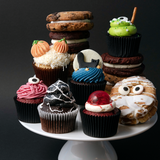 Halloween - Combo Cupcake and Cookie Sandwich Gift Box -  Cupcake Central