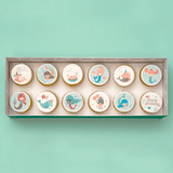 Mermaid Themed Cupcakes - Gift Box