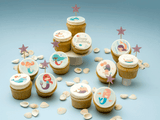 Mermaid Themed Cupcakes - Gift Box -  Cupcake Central