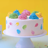 Confetti Birthday Cake -  Cupcake Central