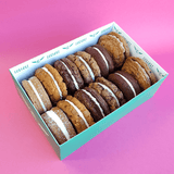 12 Assorted Cookie Sandwich Ultimate Box