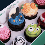 Purr-a-normal Cativity Cupcake - Halloween - Cupcake Central