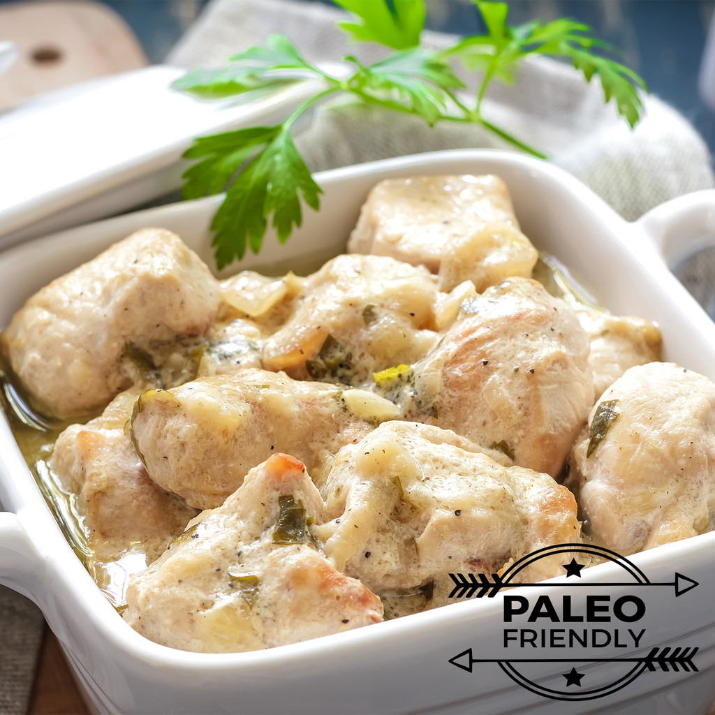 DromeDairy™: Camel Milk Chicken Dinner