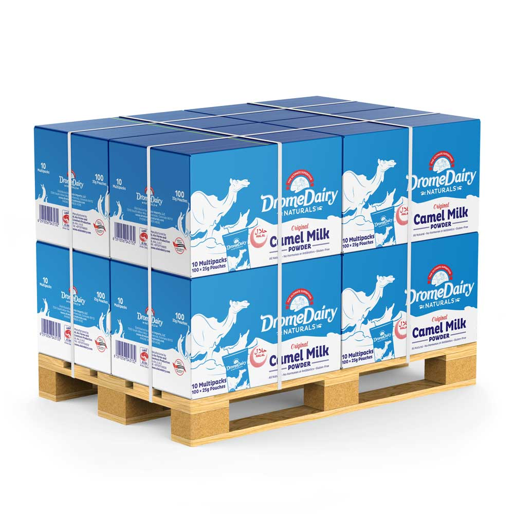 Palette - (250)g Boxes of Camel Milk Powder