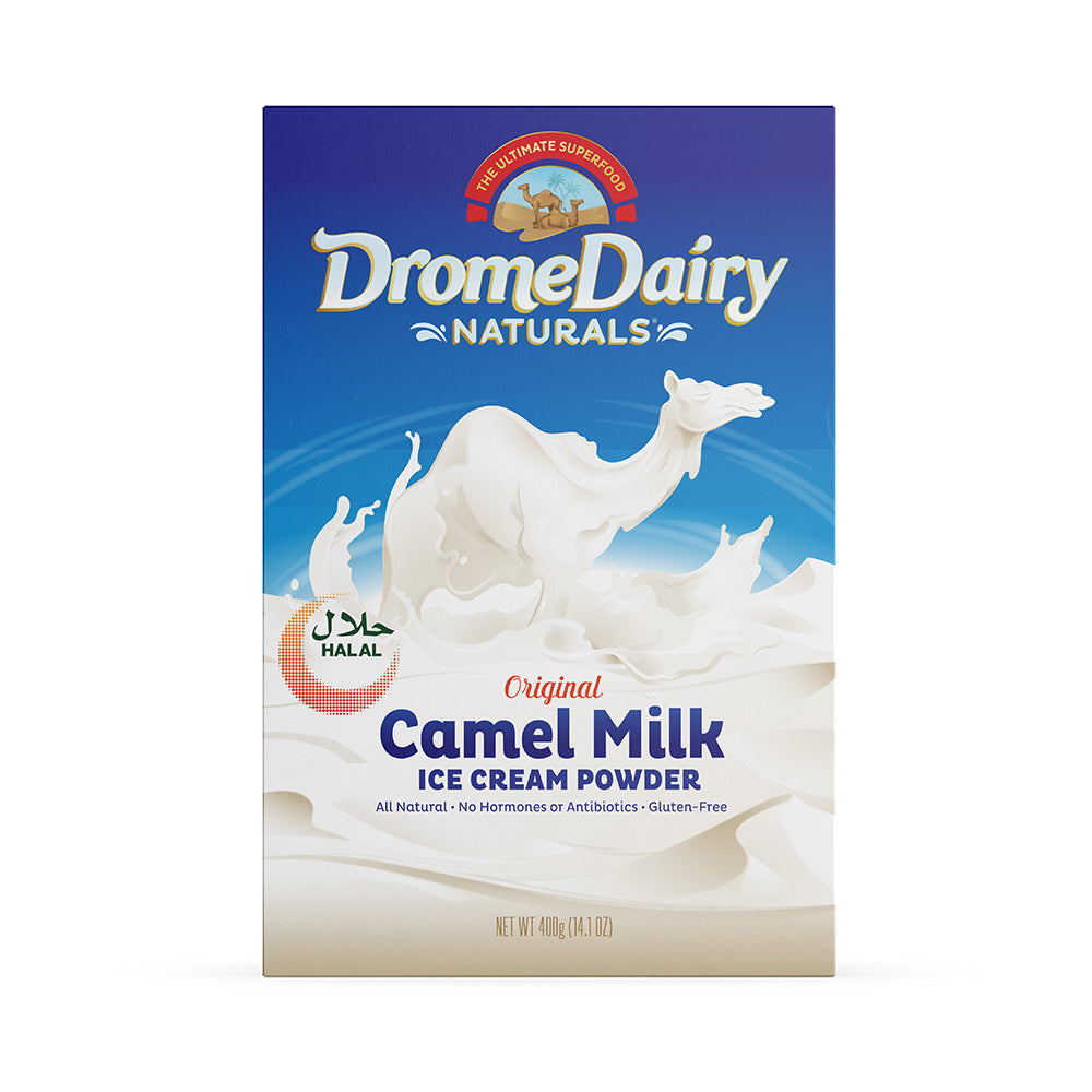 DromeDairy Naturals Ice Cream Powder