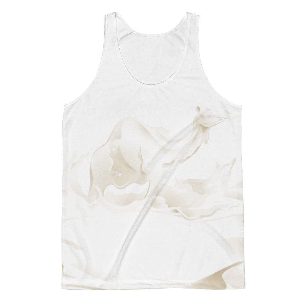 Camel Splash Tank Top (Unisex)