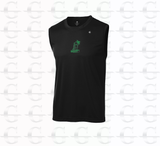 Temp-Tech Team Sleeveless Tee (Black)